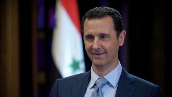 Syria's President Bashar al-Assad - Sputnik France