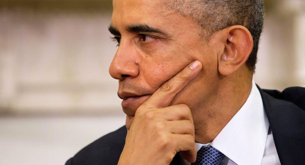 Barack Obama. Archive photo