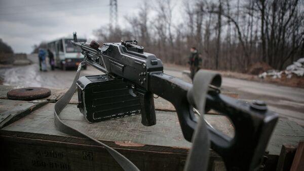 Последствия обстрелов в Донецке - Sputnik France