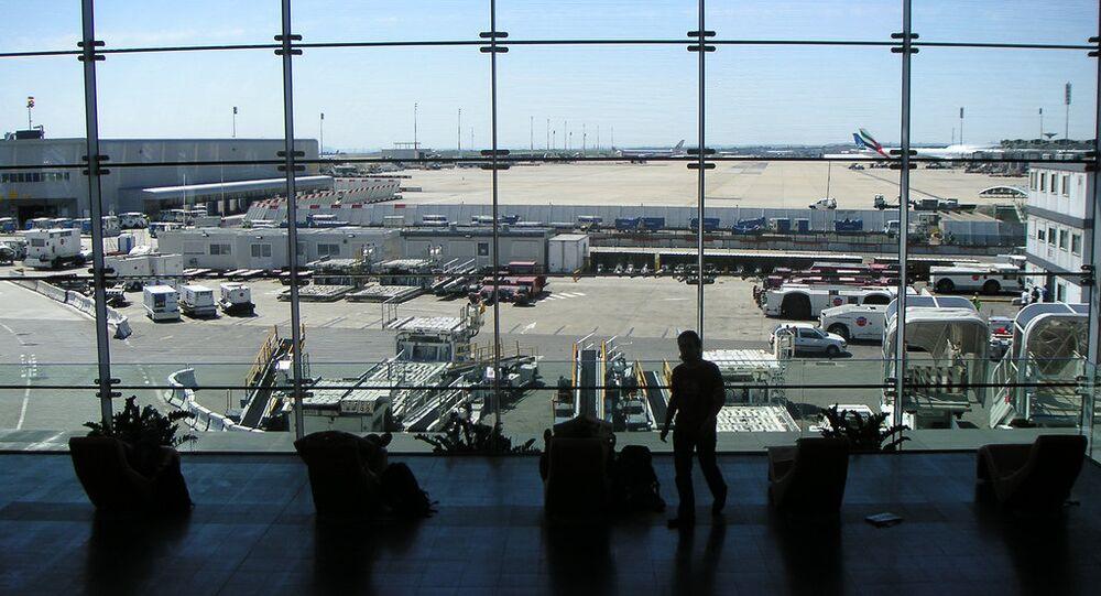 Aéroport parisien Charles de Gaulle