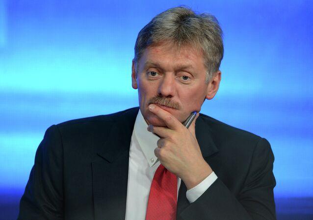 Dmitri Peskov, porte-parole du président russe