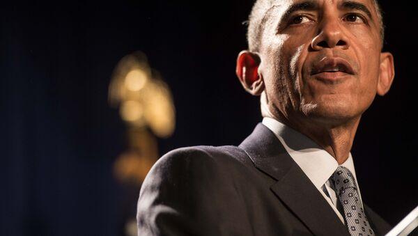 Барак Обама - Sputnik France