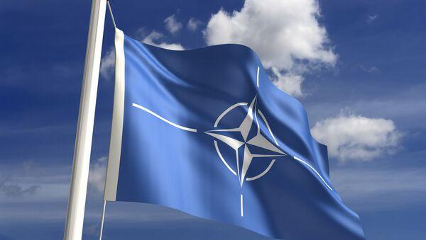 Флаг НАТО - Sputnik France