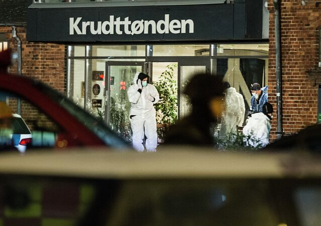 Fusillade à Copenhague le 14 février 2015