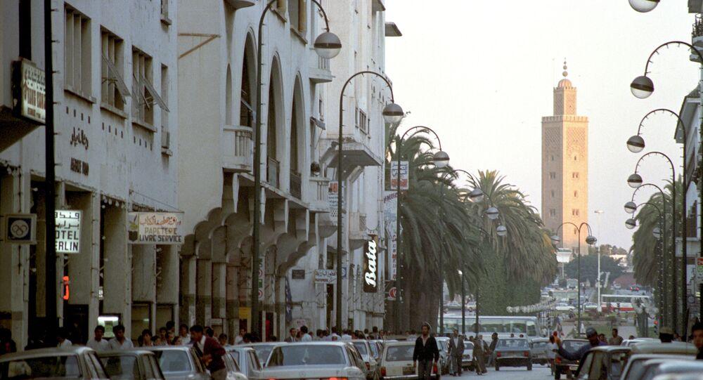 Rabat. Archive photo