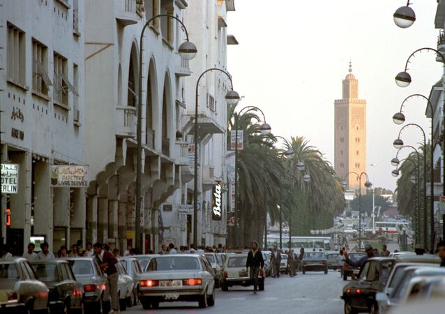 Rabat. Archive photo