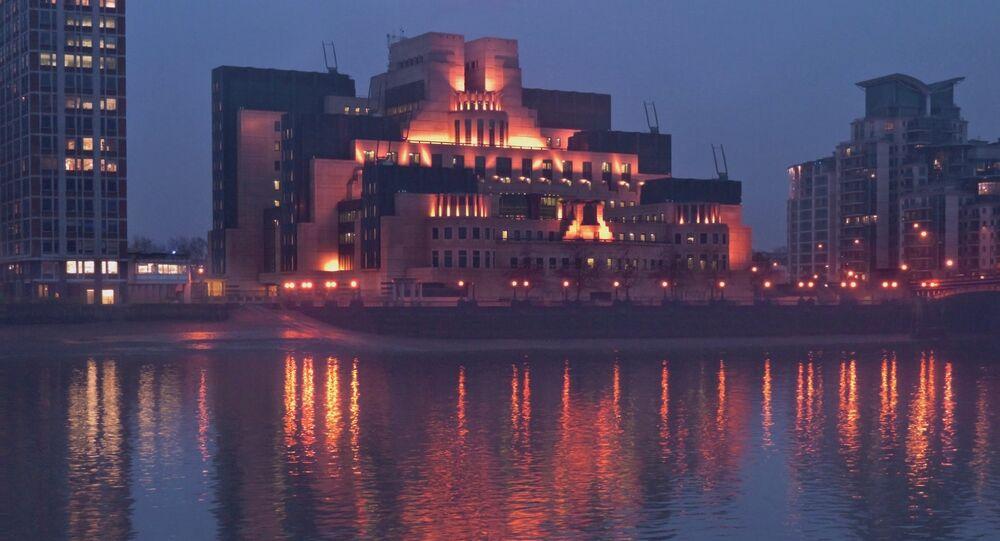 Le quartier général du MI5