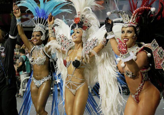 Le Carnaval de Sao Paulo