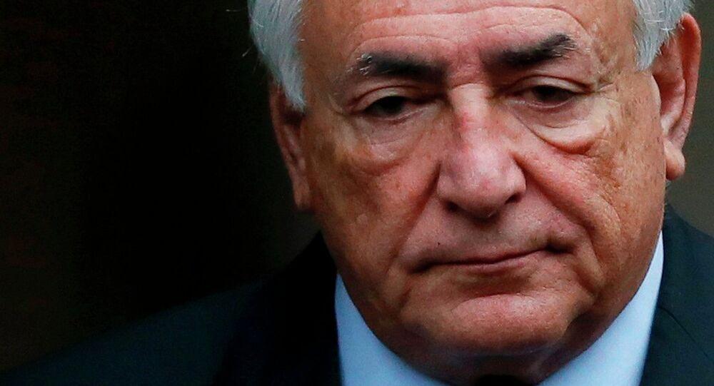 Dominique Strauss-Kahn. Archive photo