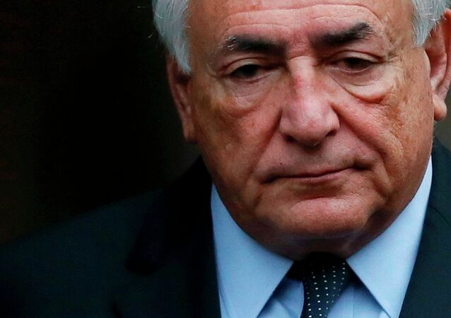 Dominique Strauss-Kahn. Archive photo