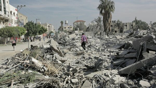 Вооруженный конфликт между Израилем и Палестиной - Sputnik France