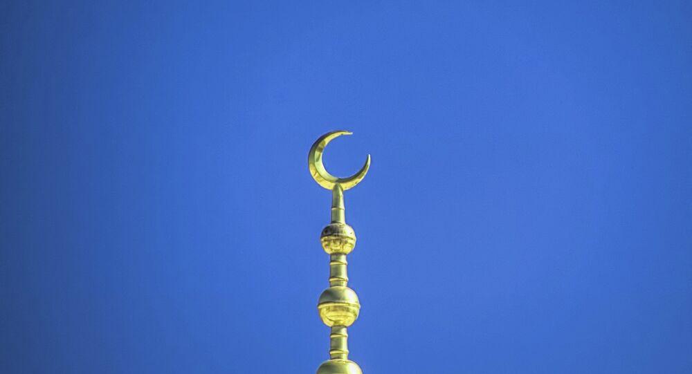 Croissant musulman
