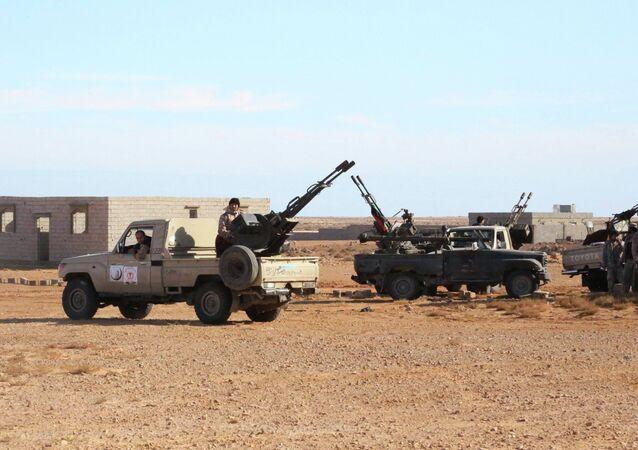 Forces armées de Libye