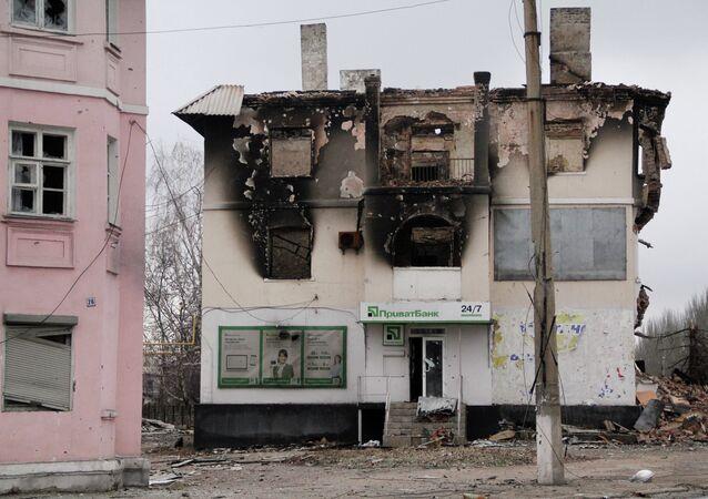 Est de l'Ukraine