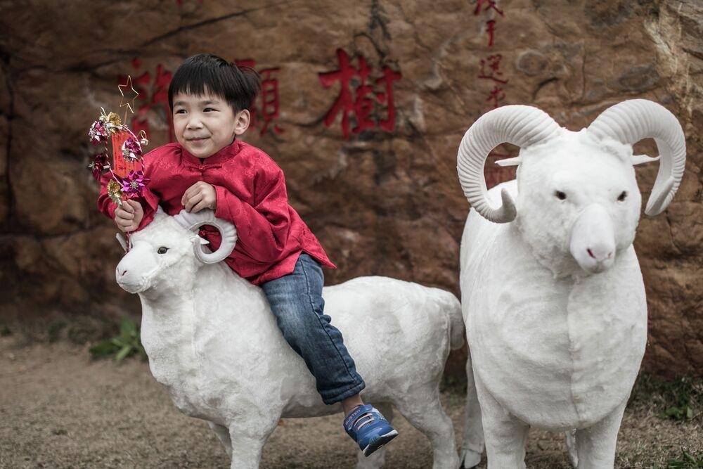 L'Asie entre dans l'année de la Chèvre