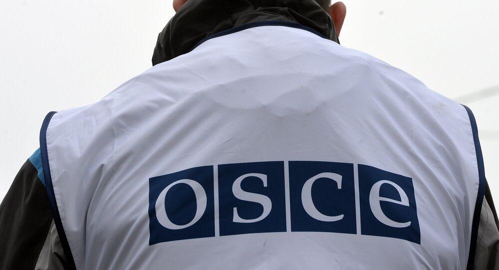 Un observateur de l'OSCE
