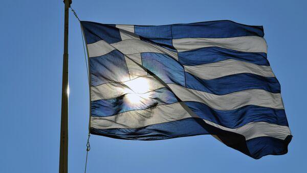 Greek flag - Sputnik France