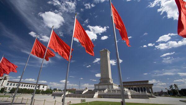 Площадь Тяньаньмэнь в Пекине - Sputnik France