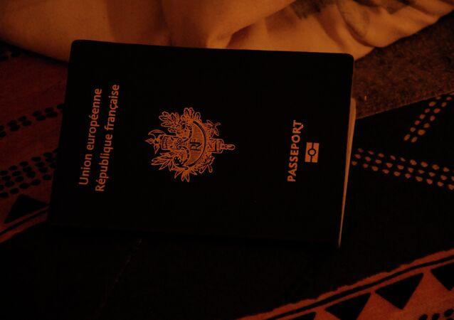 Passeport français (Archives)