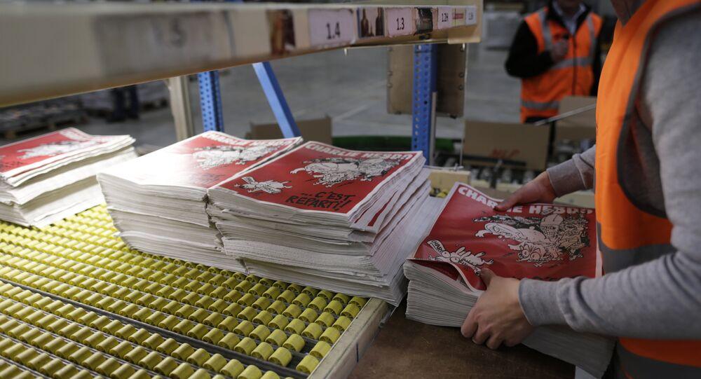 Charlie Hebdo, Feb. 24, 2015