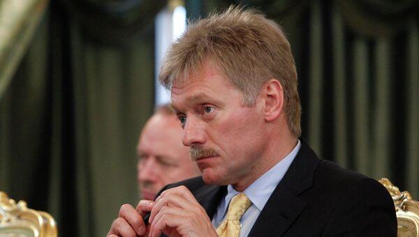 Presidential spokesman Dmitry Peskov - Sputnik France