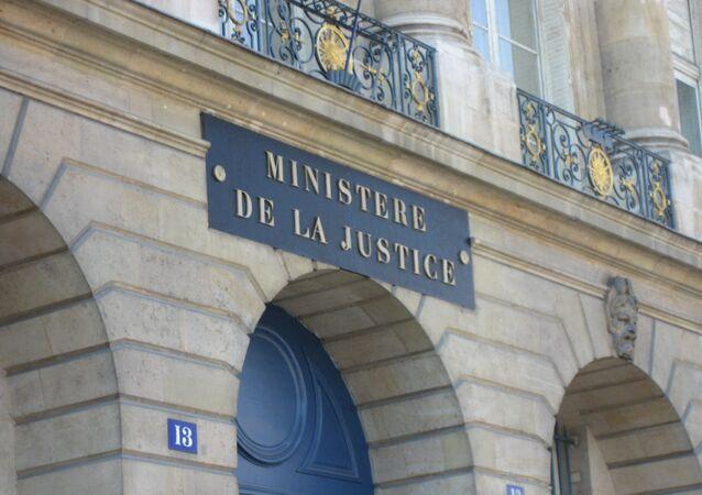 Le Ministère français de la Justice
