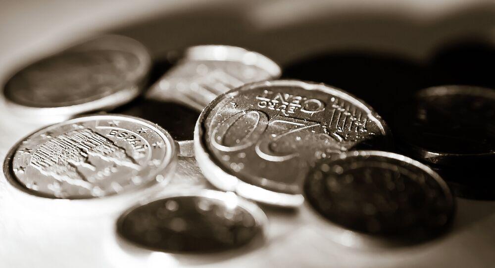 Pièces de monnaie en euro