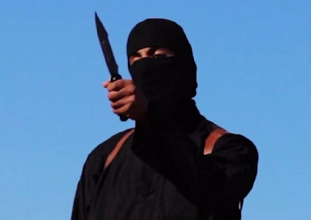Le djihadiste de l'EI Jihadi John qui a tué le  journaliste américain James Foley