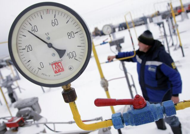 La Russie livre du gaz en Europe via l'Ukraine