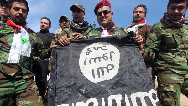 Volunteer Shiite fighters - Sputnik France