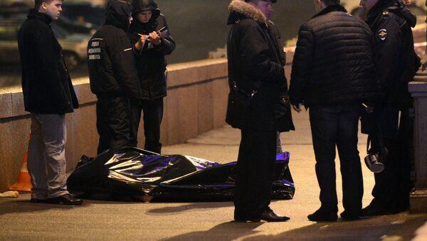 Boris Nemtsov, homme politique russe, assassiné à Moscou - Sputnik France