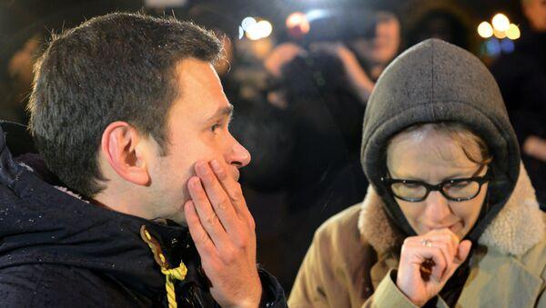 Борис Немцов убит в центре Москвы - Sputnik France