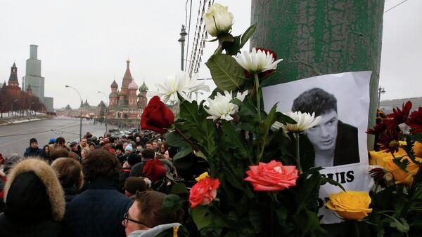 Diplomate russe: l'assassinat de Nemtsov, défi pour nous tous - Sputnik France