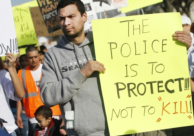 Brutalité de la police
