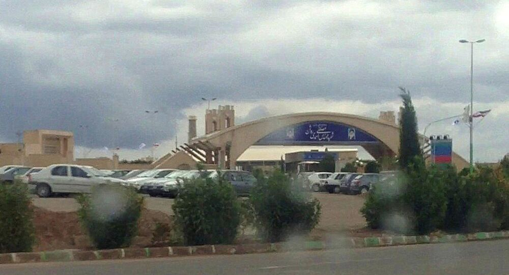 L'usine d'enrichissement d'uranium de Natanz, en Iran