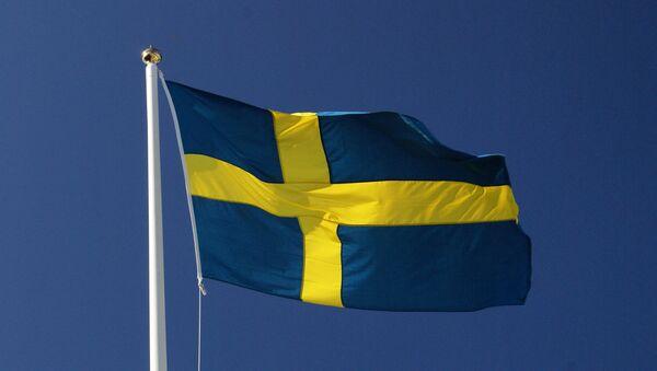 Шведский флаг - Sputnik France
