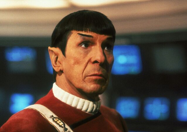 Leonard Nimoy dans Star Trek