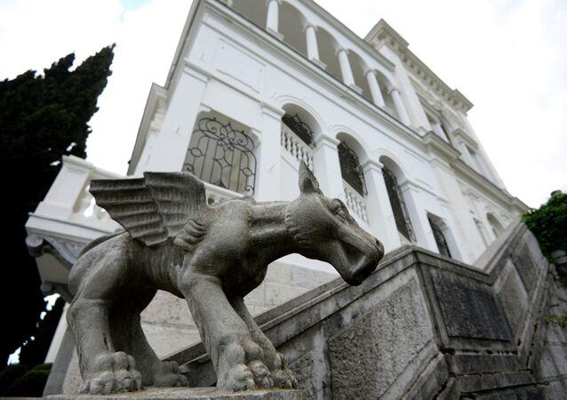 Palais de Livadia en Crimée