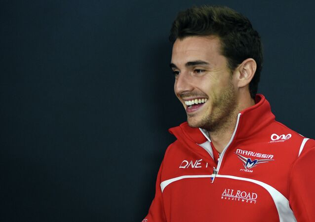 Jules Bianchi (archives)