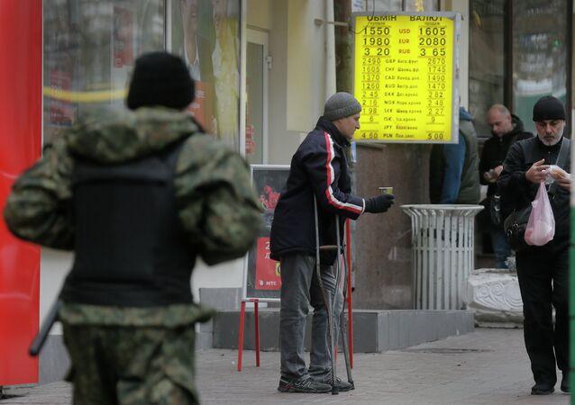 Ukraine : qui travaille, ne mange pas