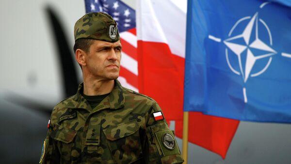un militaire polonais - Sputnik France