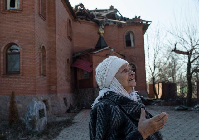 Donetsk, Mar. 9, 2015