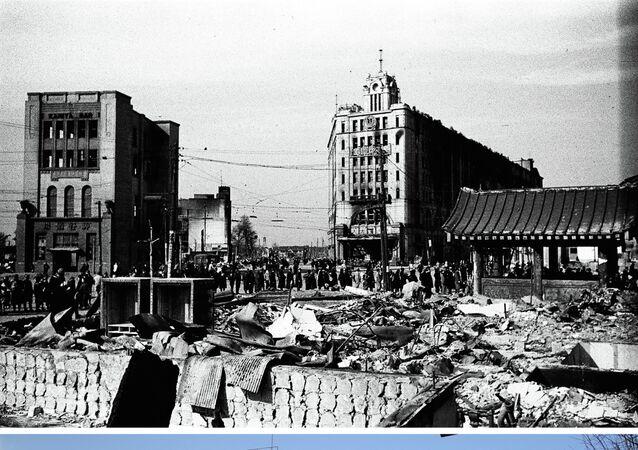 Mars 1945: le grand bombardement de Tokyo