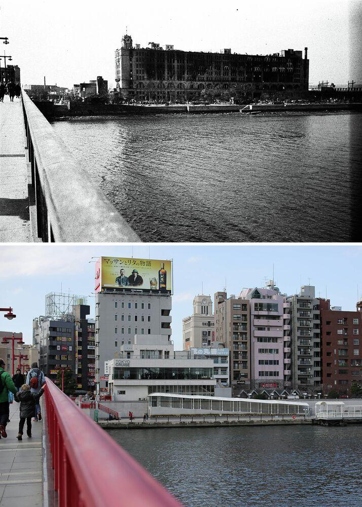Mars, 1945: le grand bombardement de Tokyo
