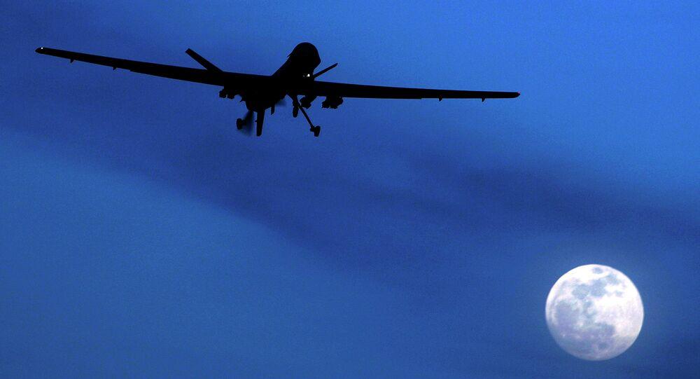 Drone Predator B