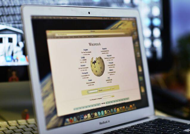 Le site wikipedia.org