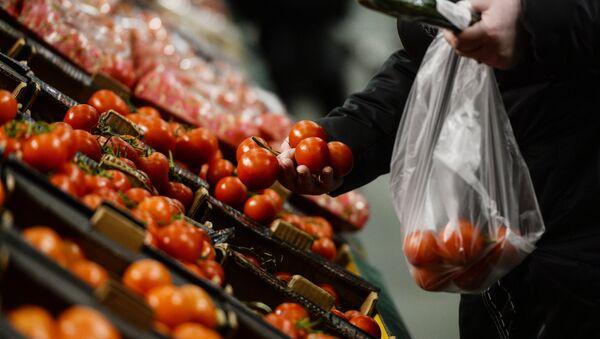 Lenta supermarket in Veliky Novgorod - Sputnik France