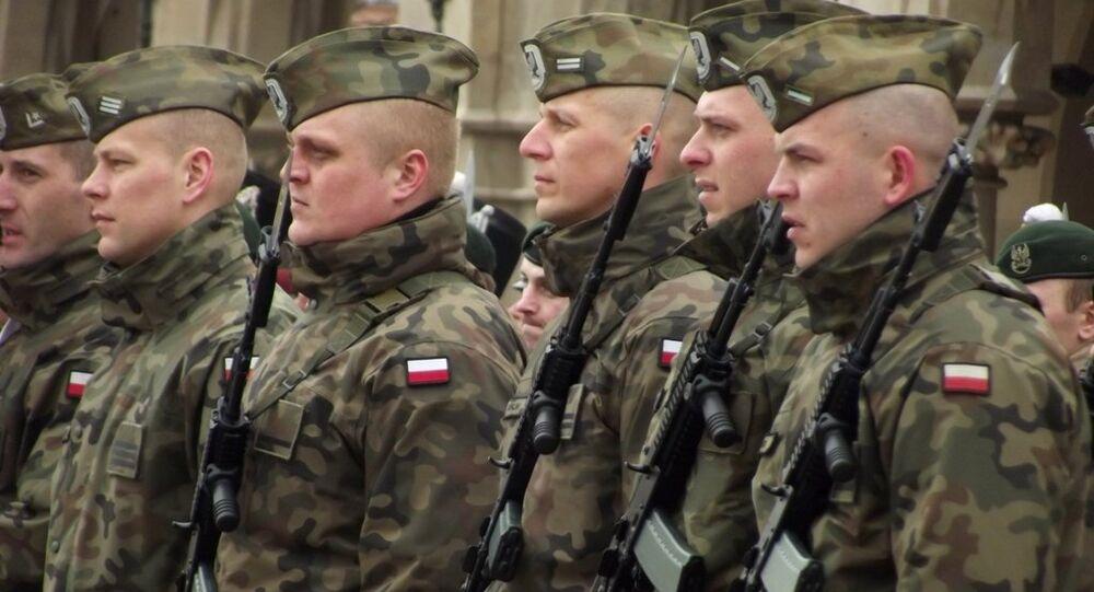 Soldats polonais