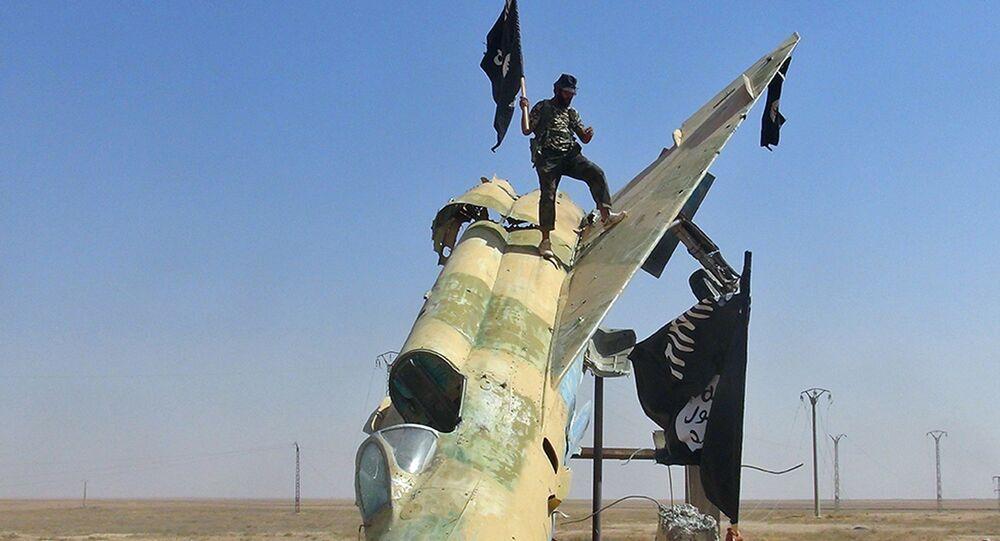 Combattants de l'EI,Syrie