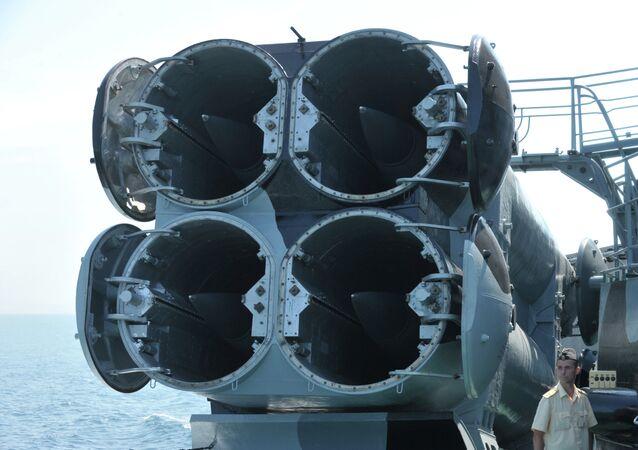 Missiles de croisière russes